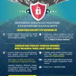 Waspada Ransomware, Jaringan Internet dan PC di Pemkot Tangerang Dimatikan