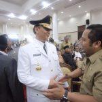 WH Berpantun, Arief Siap Bersinergi Bangun Banten