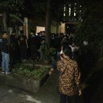 Ribuan Warga Ucapkan Selamat di Kediaman Wahidin Halim