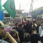 Mahasiswa Internal Kampus UNIS Tangerang Tolak Pelantikan HMI Cabang Tangerang