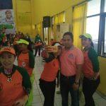 Usai Senam Poco-poco, Walikota Tangerang jadi Pusat Selfi