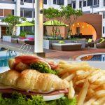 Menu Asian Snack di Mercure Hotel Alam Sutera