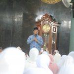 Sambut Ramadan, Arief Ajak Masyarakat Pawai Obor