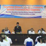 Pegawai Pemkot Tangerang Wajib Jauhi Narkoba