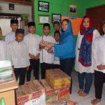 Rayakan HUT, Pop Hotel BSD Sumbang Sembako