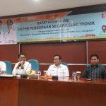 Aplikasi E-Kontrak Dikenalkan ke Pegawai Pemkot Tangerang