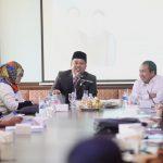 Wejangan Arief dan Sachrudin dalam Rakor PPID