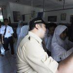 UNBK SMP di Kota Tangerang Berjalan Lancar