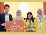 [Shopee] Tim Universitas Indonesia Memenangkan Shopee Campus Competition 2017