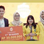 Tim UI  Boyong Juara SCC 2017 Berhadiah 30 Juta