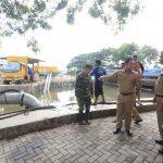 Wilayahnya Kena Banjir, Arief Langsung Terjun ke Lapangan