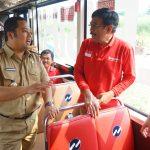 Pembangunan Koridor 13 Transjakarta Diperpanjang sampai Ciledug