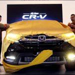 APM Pamer Produk Terkini, Ini Penampakan All-New Honda CR-V