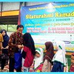 Silaturahim Ramadhan, Wartawan Tangsel Santuni Yatim