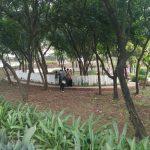 Libur Lebaran, Taman Cikokol jadi Destinasi Wisata Masyarakat