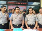 Kapolres Tangsel AKBP Fadli Widiyanto