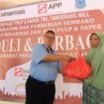 PT IKPP Sebar 500 Sembako di Serpong Utara