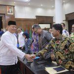 Sachrudin Paparkan Kesigapan Jelang Idul Fitri ke Gubernur Banten