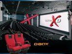 Ultra XD & D-Box Cinemaxx Sun Plaza Medan