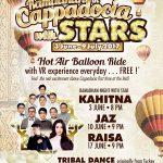 Ramadhan in Cappadocia with Stars: Raisa, Kahitna & Jaz