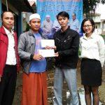 Forum Karyawan Hotel Santika Bintaro Berbagi
