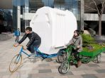 tricycle house and mobile park