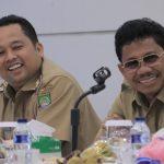 Lawan Arief, Sachrudin Siapkan Wakil