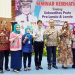 Seminar Kader Kesehatan Tangsel: Jumlah Lansia Bakal Naik 414 %