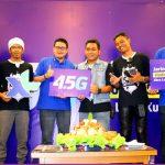 Jaringan Baru 4.5G XL Axiata Rambah Wilayah Sukabumi
