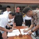 Pemkot Tangerang Kucurkan Dana Hibah ke KPU, Polres dan Kodim