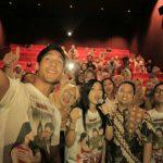 Gaya Arief Support Film Karya Warga Cimone