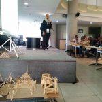 Ratusan Mahasiswa Arsitek Kumpul di Kampus UMN