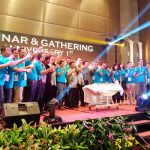 Gegap Gempita Seminar & Gathering 1st Anniversary ACE Banten