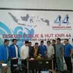 KNPI Kota Tangerang Diminta Komitmen untuk Pembangunan