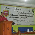 Pesan Bupati Iing untuk KBM Galuh Jaya Jabodetabek