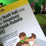 Sekolah di Tangsel Kampanyekan Imunisasi MR