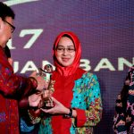 Walikota Airin Terima Penghargaan KDI 2017