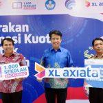 "XL Axiata Luncurkan ""Gerakan Donasi Kuota"" ke Sabang-Merauke"