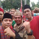 Pakai Baju Pejuang, Ribuan Warga Tangerang Ramaikan Gerak Jalan