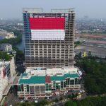 Kembali, Bendera Merah Putih 'Gede Jasa' Membentang  di Kota Tangerang