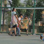 Futsal dan Tarik Tambang Ramaikan Lomba di Pokja WHTR