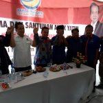 Keren, Arief Dapat Dukungan dari Partai Nasdem