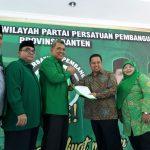 Arief Dapat Rekomendasi saat Hari Makrifat dari PPP