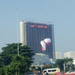 Bendera Merah Putih 'Gede Jasa' Robek