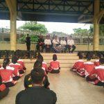 Walikota Tangerang Cek Kesiapan Para Calon Pengibar Bendera Merah Putih
