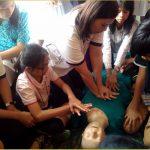 115 Pelajar SMP Dibekali Pengetahun Dasar Penyelamatan Melalui SSEO