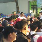 Ribuan Warga Kota Tangerang Meriahkan Jalan Sehat