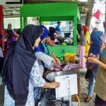 Salurkan CSR, PT IKPP Bekali Warga Keahlian