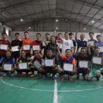 Soll Marina Gelar Turnamen Futsal ke-4