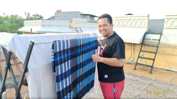 Ini Harta Kekayaan Arief, Calon Tunggal Pilkada Kota Tangerang